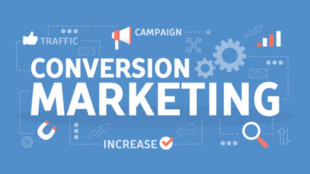 Conversion marketing concept. Business funnel and promotion strategy. Customer attraction and engagement. Isolated vector flat illustration