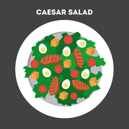 How to cook caesar salad at home