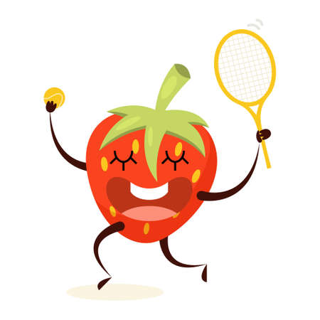 Sport carrot training with hula-hoop. Vegetable with face,