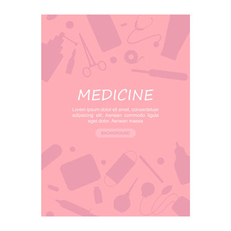 Healthcare and medical treatment concept. Collection of pharmacy drug.