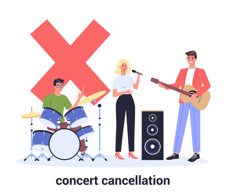Cancelled cultural events due to 2019-nCoV. Cancellation of mass