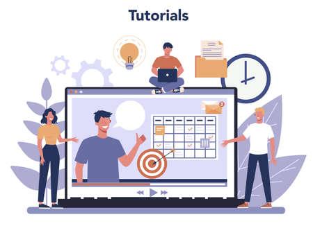 Project management online service or platform . Successful