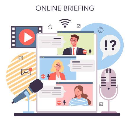 Storytelling online service or platform. Professional speechwriter