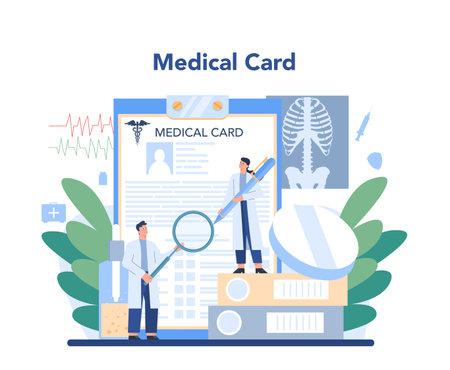 Doctor concept. Healthcare, modern medicine treatment, expertize