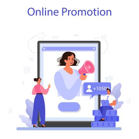 Trend watcher online service or platform. Specialist