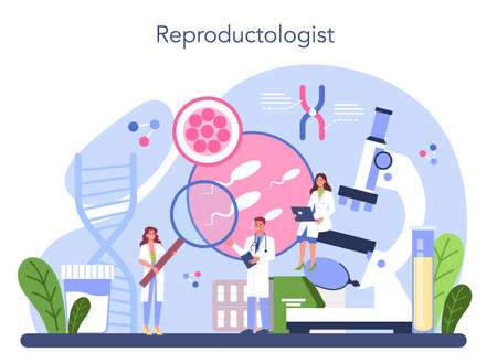 Reproductology and reproductive health. Human fertility, biological Vectores
