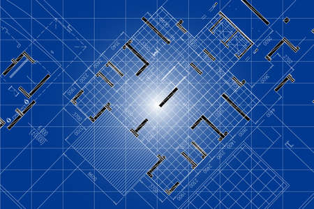 architectural plan: Architectural background, architectural plan, construction drawing