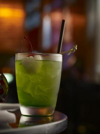 jugo verde: jugo fresco