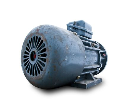 used electric motor photo