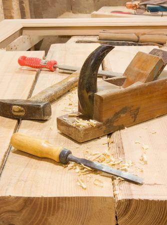 woodworker desktop photo