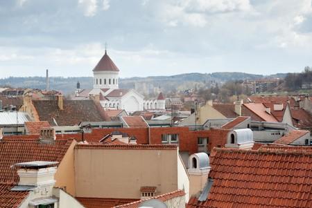 Vilnius city photo