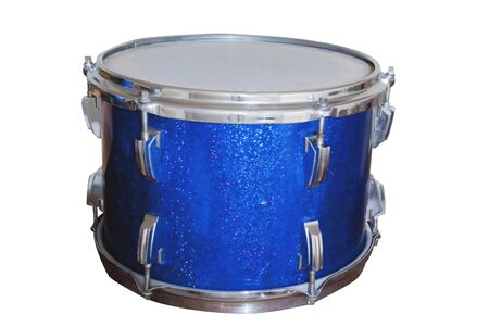 snare: isolated metalic drum