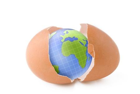 origen animal: Concepto de nuevo mundo