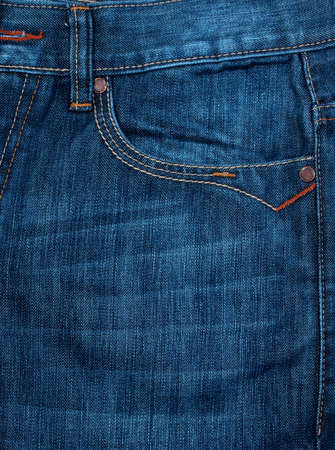 jeans front pocket photo