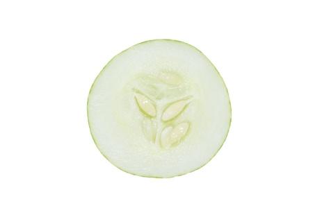 closeup: Cucumber