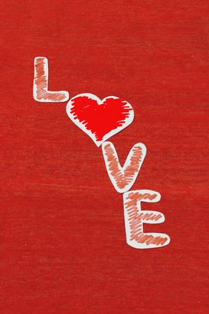 i pad: Paper of love