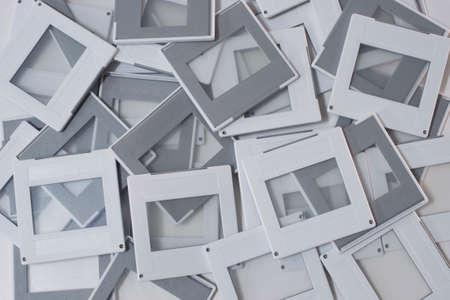 slide glass: Slide frame background