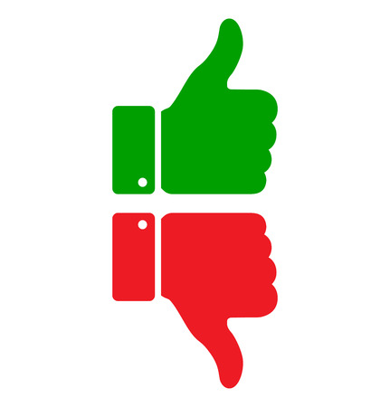 thumbs up: thumb up icons, illustration