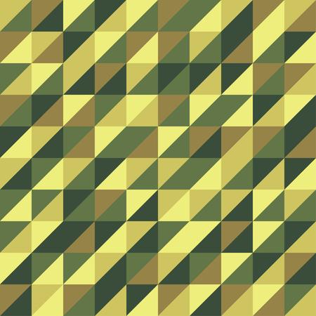 repeated: Vintage geometric Retro pattern, vector illustration  Illustration