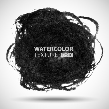Hand Drawn Watercolor Grunge background Stock Vector - 24062882
