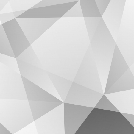 triangle pattern: Abstract Grey Geometric Background