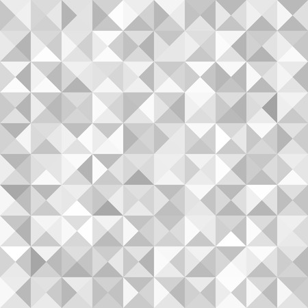grey scale: Abstract Gray Geometric Technology Background Illustration