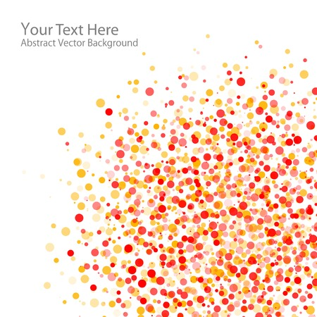 bitmap: abstract red background Illustration