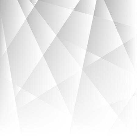 Resumen fondo gris geométrico Vectores