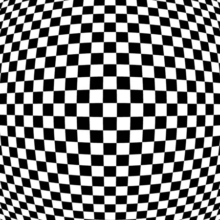 salient: Abstract Black - White Geometric Background