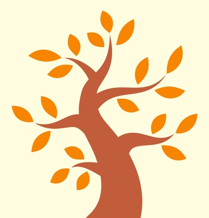 old family: Autumn Tree icon