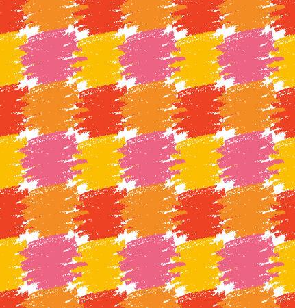 pattern grunge: Seamless Pattern  Grunge Colorful Stains