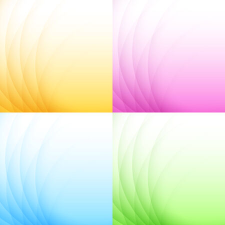 pharm: Set of Abstract Colorful Light Backgrounds