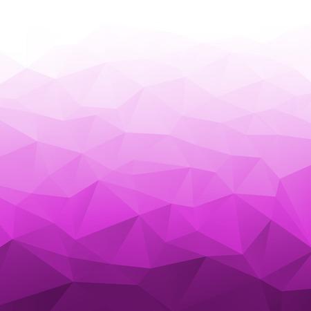 Abstract Gradient Purple Geometric Background.
