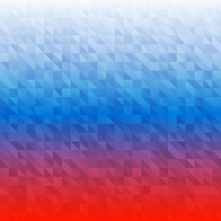 russia flag: Abstract Background using Russia flag colors Illustration