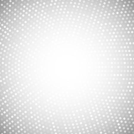 추상적 인 원형 밝은 회색 배경입니다.