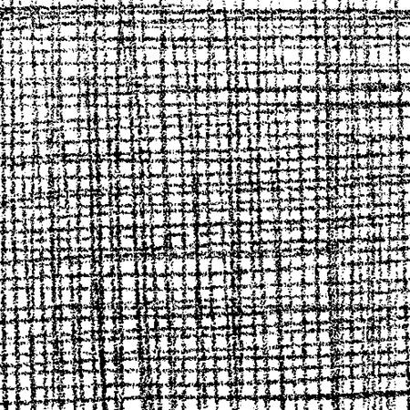 Hand Drawn Grunge Cell Background. Illustration