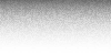 Abstract Gray Technology Horizontal Background