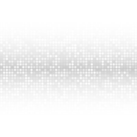 grey scale: Abstract Gray Technology Cover Background, vector illustration Stock Photo