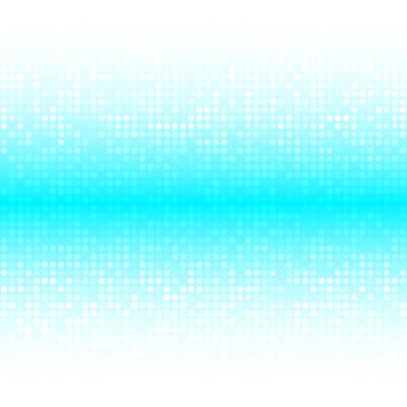Fondo de la tecnología del agua azul Miel fondo de luz brillante de la cubierta de negocios, ilustración vectorial Foto de archivo - 47461754