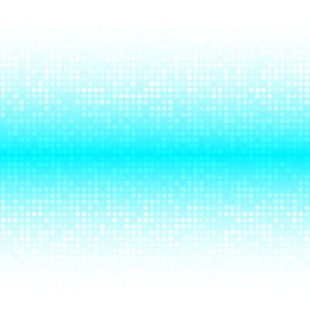 Abstract Bright Light Honey Blue Water Technology Business Cover Background, vector illustration Archivio Fotografico