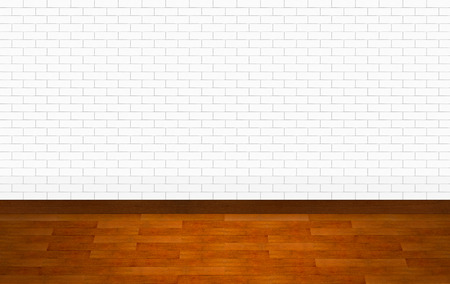 Seamless Bright White Tiles Brick Wall Texture Pattern Background