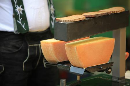 Raclette Foto de archivo - 28454917
