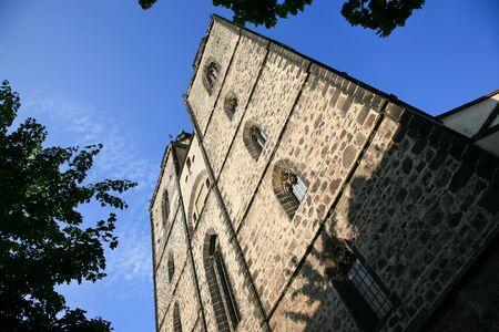 marys: St. Marys church in Wittenberg Germany
