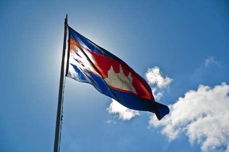 cambodian: Cambodian flag