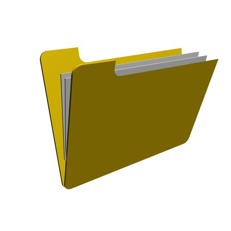 folder Stock Photo - 7670372