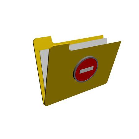 dossier: forbidden folder