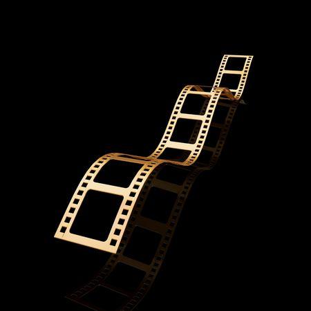negative spaces: film