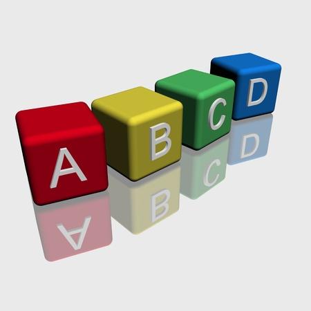 abcd: abcd alphabet