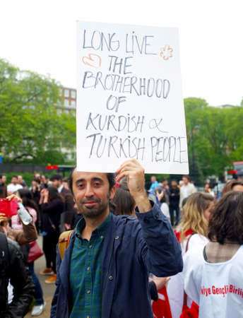 protester: Turkish Protester Editorial
