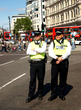 Two London Policemen